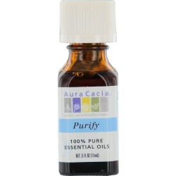 ESSENTIAL OILS AURA CACIA by Aura Cacia